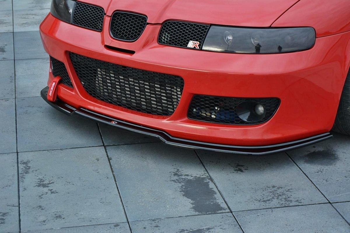 Splitter Przedni v.1 Seat Leon Mk1 Cupra - GRUBYGARAGE - Sklep Tuningowy